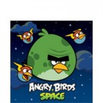 ANGRY BIRDS SPACE NAPKINS