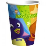 BACKYARDIGANS CUPS