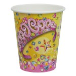 BIRTHDAY PRINCESS CUPS