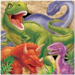 DINOSAUR PARTY NAPKINS