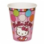 HELLO KITTY CUPS