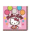 HELLO KITTY NAPKINS
