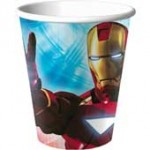 IRON MAN 2 CUPS