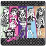 MONSTER HIGH PLATES