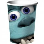 MONSTER UNIVERSITY CUPS