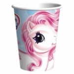 MY LITTLE PONY CUPS