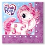 MY LITTLE PONY NAPKINS