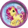 MY LITTLE PONY PLATES