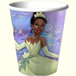 PRINCESS AND THE FROG CUPS