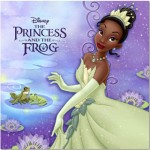 PRINCESS AND THE FROG NAPKINS
