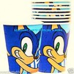 SONIC CUPS