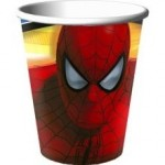 SPIDER MAN CUPS