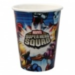 SUPER HERO SQUAD CUPS
