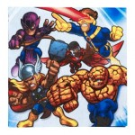 SUPER HERO SQUAD NAPKINS