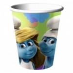 SMURFS CUPS