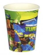 TEENAGE MUTANT NINJA TURTLE CUPS