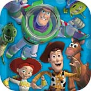 TOY STORY 3 PLATES