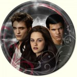 TWILIGHT SAGA ECLIPSE PLATES