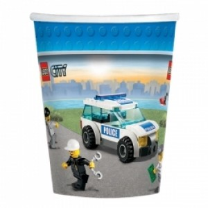 LEGO CITY CUPS